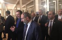 No oligarchs in Armenia: Nikol Pashinyan