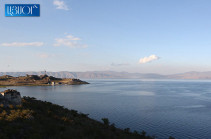 197,228 million m3 of water released from Lake Sevan by now