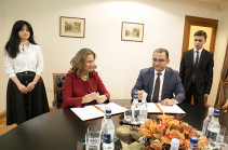 Contract on creating free economic zone in Hrazdan signed