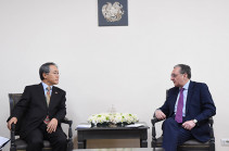 Armenia's acting FM, Korean ambassador sign Investment Promotion and Mutual Protection Agreement between the two governments