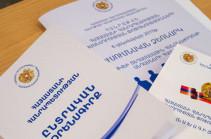 Заключение Венецианской комиссии о изменениях в Избирательный кодекс Армении будет положительным