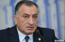 Камо Ареян освобожден от должности первого вице-мэра Еревана