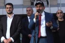Ответ Унана Погосяна об инциденте с Шантом Арутюняном меня полностью удовлетворил – Никол Пашинян
