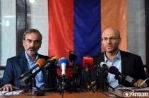 Pavlik Manukyan stands on slippery road taking to fall: Sasna Tsrer party co-founders issue statement