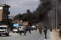 В Кабуле произошли взрывы на избирательных участках