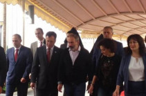 Նիկոլ Փաշինյանի գլխավորած պատվիրակությունը ժամանել է Բեյրութ