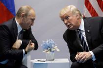 Трамп и Путин могут встретиться в ноябре