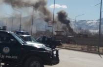 При взрыве у избирательного участка в Кабуле умер ребенок