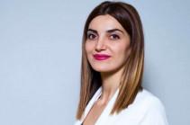 Diana Gasparyan elected mayor of Etchimiadzin