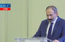 Объем экспортных поставок Армении в страны ЕАЭС увеличился на 31,3% - Пашинян