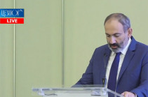 Armenia registers stable growth with EAEU member-states: Nikol Pashinyan