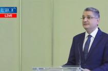 ЕАЭС желает выйти на международный рынок с узнаваемыми и качественными евразийскими брендами – Тигран Саркисян