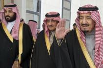 Սաուդյան Արաբիայի իշխանությունները ցավակցություն են հայտնել Հաշքաջիի ընտանիքին