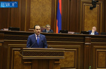 Hasty discussion and adoption of Electoral Code stems from force majeure situation in Armenia: acting minister