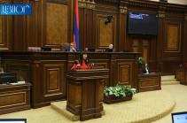 Tsarukyan faction MP calls for rationality and adoption of draft Electoral Code