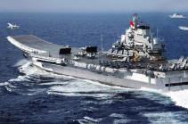 Չինաստանը և ԱՍԵԱՆ-ի երկրներն սկսել են առաջին համատեղ ռազմածովային վարժանքները