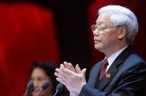 Վիետնամի խորհրդարանը կառավարող Կոմկուսի գլխավոր քարտուղարին ընտրեց երկրի նոր նախագահ