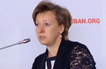 Ադրբեջանի անդամակցության հարցը ԵԱՏՄ-ին օրակարգում չէ. Վերոնիկա Նիկիշինա (Տեսանյութ)