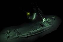 Բրիտանացի գիտնականներն աշխարհի հնագույն չվնասված նավն են հայտնաբերել Սև ծովում