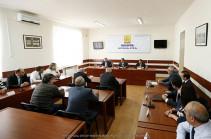 Քաղաքապետ Հայկ Մարությանը ներկայացրել է Էրեբունի և Կենտրոն վարչական շրջանների նոր ղեկավարներին