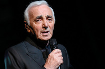 Urartu national music award ceremony to be devoted to Charles Aznavour's memory