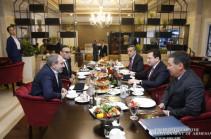 В Астане обсуждены перспективы развития армяно-казахского сотрудничества в сфере энергетики