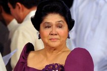Ex-Filipino First Lady faces years behind bars as court finds her guilty of corruption