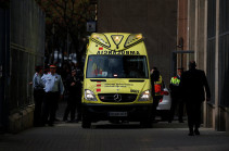В Испании три человека погибли при взрыве на пиротехнической фабрике