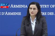 Armenia's MFA says meeting of Armenian, Azerbaijani FMs in Milan possible