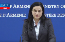 Armenia follows developments agreed with sanctions against Iran: MFA spokesperson