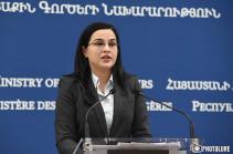 "Armenian MFA describes discussion of CSTO secretary general appointment issue between Lukashenko and Azerbaijani ambassador ""incorrect"""