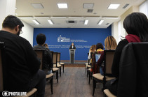 Armenia, USA develop cooperation in different directions: MFA spokesperson