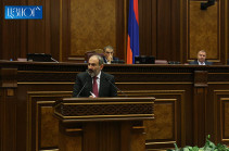 Armenia's government to encourage work, not poverty: Nikol Pashinyan