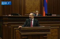 Armenia's mission to Syria of humanitarian nature only: acting PM