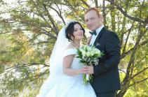 Դերասան Կոնստանտին Կոզմանովն ամուսնացել է. Լուսանկարներ