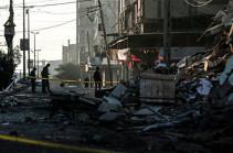 Германия осудила ракетные обстрелы Израиля из сектора Газа
