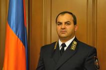 ՀՀ գլխավոր դատախազ Արթուր Դավթյանն աշխատանքային այցով Իրանում է