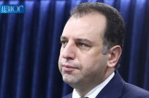 These elections are not about past but about future: Vigen Sargsyan