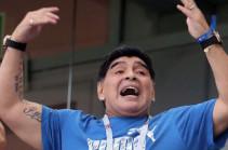 Դիեգո Մարադոնան ցանկանում է իսպանական ակումբ մարզել