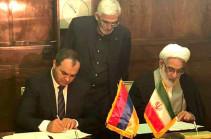 Հայաստանի և Իրանի գլխավոր դատախազությունների միջև ստորագրվել է համագործակցության ծրագիր