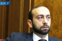 Forces not involved in newly formed government to be opposition: Ararat Mirzoyan