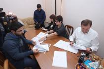 Блок «Мы» представил в ЦИК Армении список из 144 кандидатов
