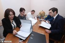 «Светлая Армения» и АРФ «Дашнакцутюн» представили избирательные списки в ЦИК Армении