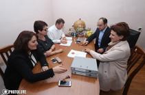 Опубликован избирательный список Республиканской партии Армении