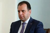Republican party comes as opposition having on agenda Artsakh's secure future: Vigen Sargsyan