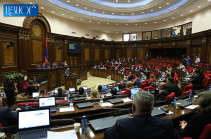 Armenian NA fails to work due to absence of quorum
