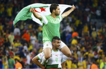 40 человек пострадали в результате потасовки после матча в Алжире