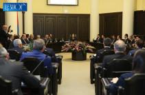 Заседания правительства Армении будут впредь проходить в открытом режиме