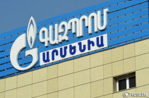 Armenian SRC's claims about Gazprom-Armenia company endanger contract on $150 million to be signed with Russian leading bank