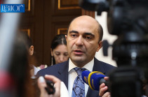 Bright Armenia party to fight for second place in the parliament
